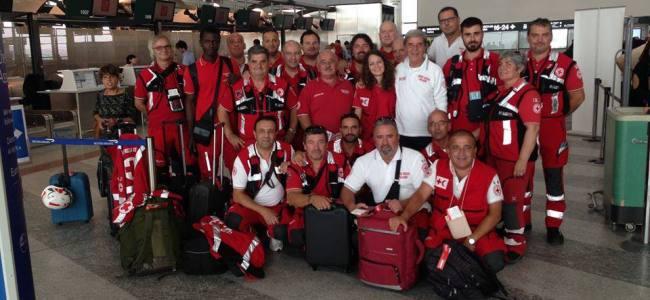 Croce Rossa dall'Italia all'Iraq, il convoglio umanitario è in Turchia
