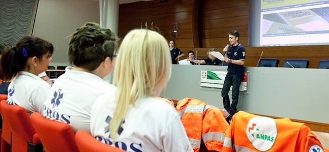 Formazione volontari: A scuola… di Protezione Civile!