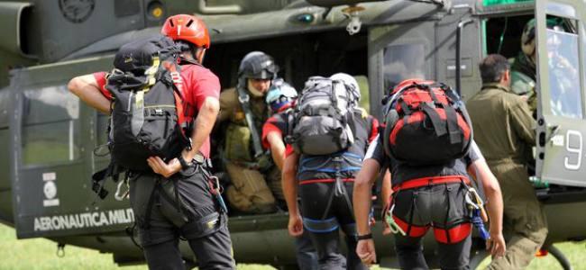 Grifone 2014, successo europeo per l'esercitazione di Search&Rescue