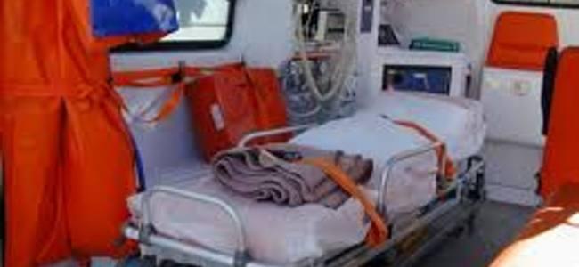 Cresce il numero di furti nelle ambulanze