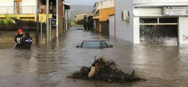 Alluvione Sardegna: protocollo d'intesa tra la Croce Rossa Italiana e la Regione