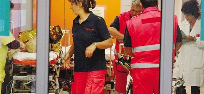 In tutta Italia allarme pronto soccorso