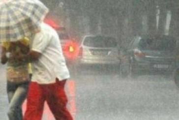Maltempo: allerta meteo per temporali al Sud