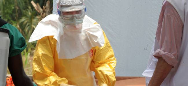 Emergenza ebola, servono 5mila volontari