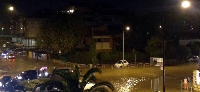 Maltempo. Esonda il Carrione a Carrara. La Croce Rossa Italiana al lavoro con 117 fra operatori e volontari in tutti i territori colpiti dalle piogge