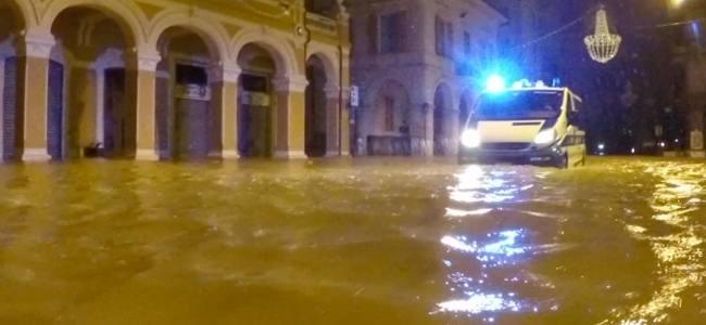 Liguria in ginocchio, Chiavari sott'acqua: il bollettino dell'alluvione
