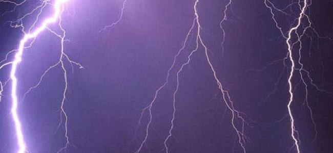 21 agosto, attenzione ai temporali: ecco il bollettino di Vigilanza Meteorologica Nazionale