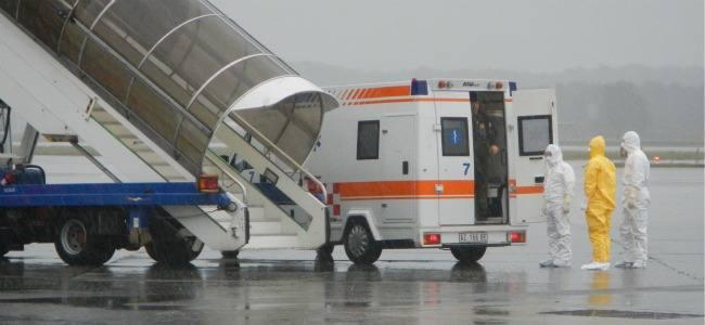Malati di Ebola, in Emilia Romagna il trasporto sarà solo effettuato delle ASL