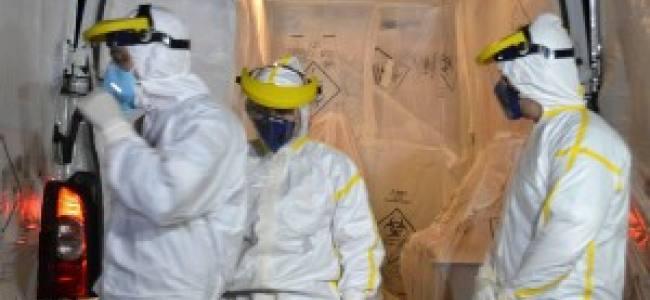 Allerta Ebola a Firenze, antropologo senese ricoverato in isolamento