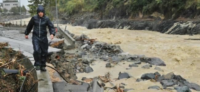 #maltempo Italia, la situazione d'emergenza continua