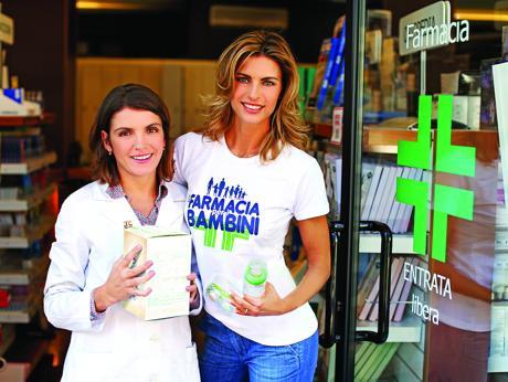 Fondazione Rava raccoglie farmaci per i bambini