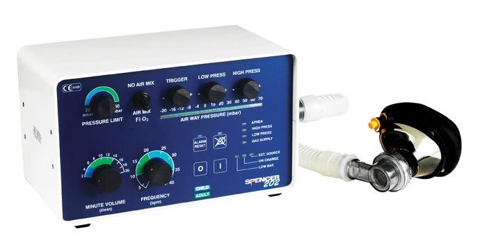 Tutorial: Come si imposta un ventilatore polmonare?