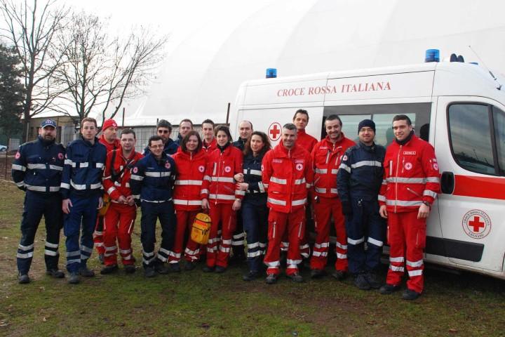 Nuovo incontro informativo sulle manovre salvavita pediatriche organizzato dalla Croce Rossa Italiana