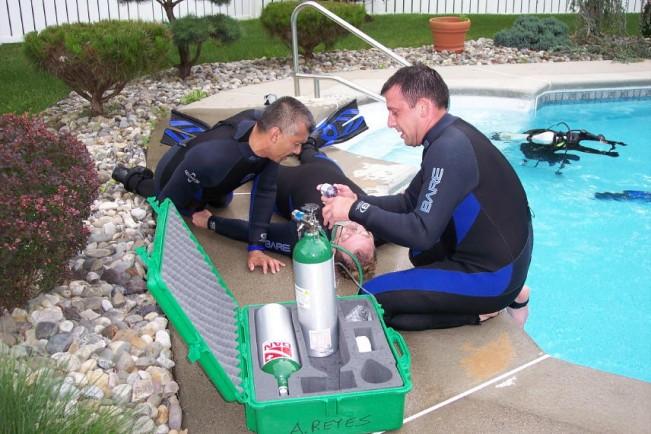 L'ossigeno può essere somministrato anche da personale non medico