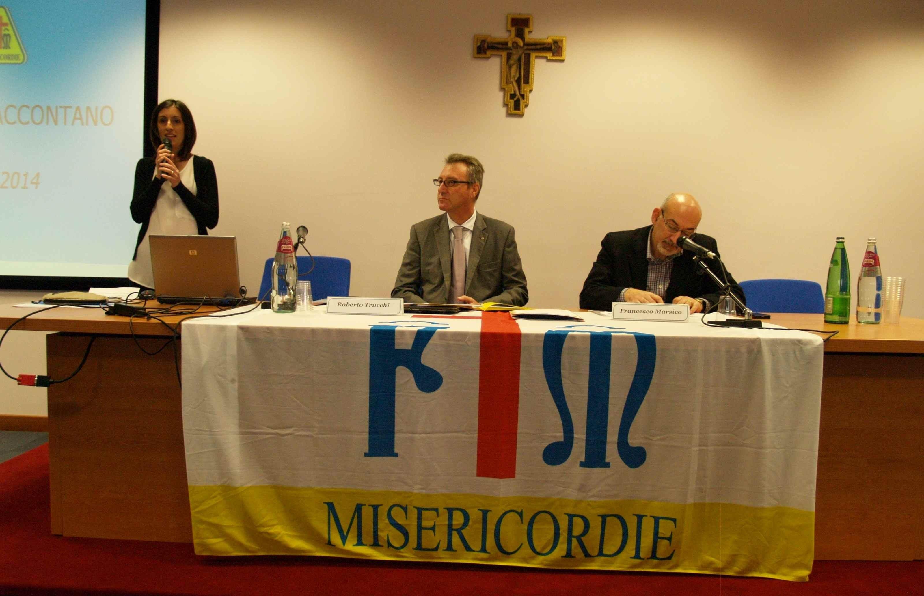 Le Misericordie si sono incontrate a Roma per raccontarsi