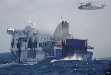 Norman Atlantic, un anno fa il recupero più difficile mai avvenuto nel Mediterraneo
