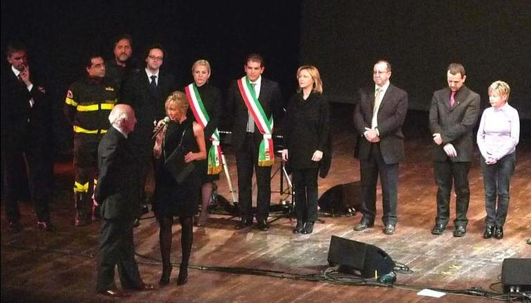 Premio Gattamelata 2014: il  volontario dell'anno è Bernardo Ardoino
