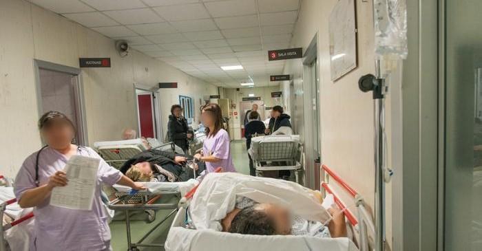 """La rivolta dei pronto soccorso: """"Se siamo intasati è colpa dei medici di base"""""""
