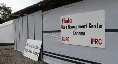Ebola, morto un membro della Croce Rossa in Sierra Leone. Il cordoglio della Federazione