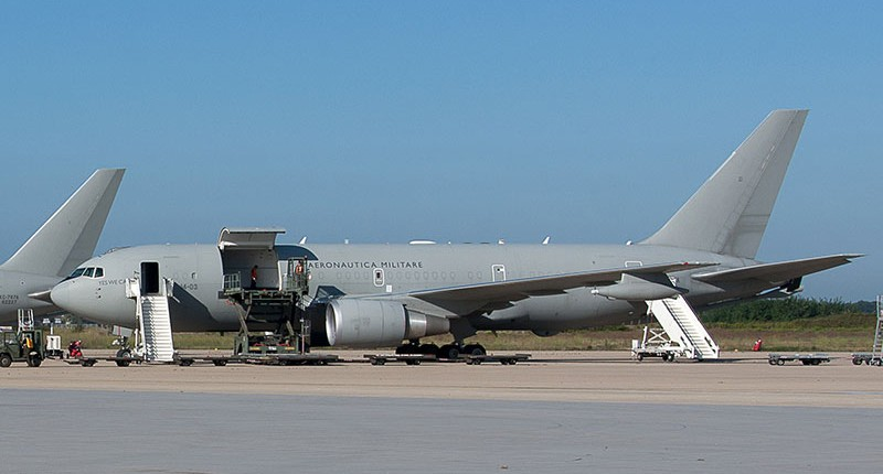 Aeronautica, trasporto malati infettivi: fino a giovedì corso per forza aerea olandese