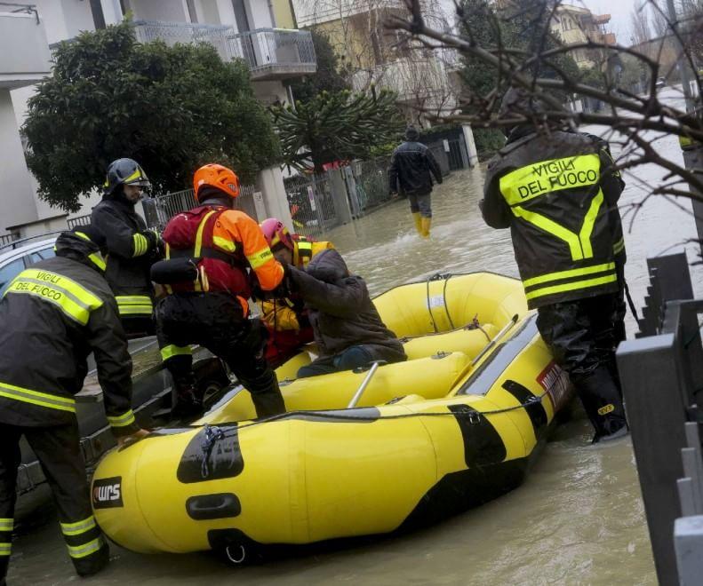 Maltempo, la regione più colpita è l'Emilia Romagna