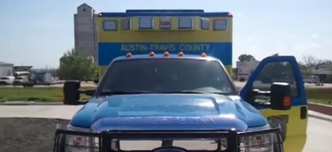 Dicono sia una delle ambulanze meglio allestite al mondo