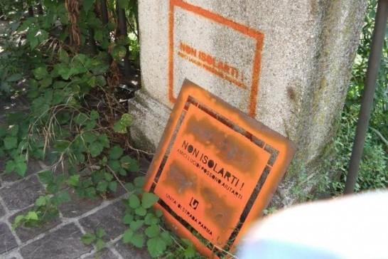 Tossicodipendenza, la prevenzione si fa anche con i graffiti