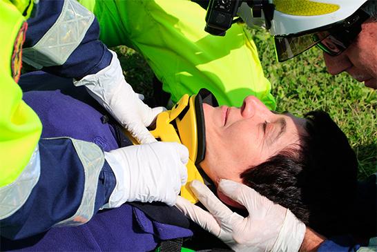 TSSA – Trattamento del trauma cranico e del trauma spinale
