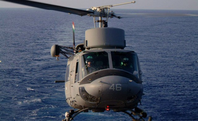 Sbarchi, accoglienza, ricerca e soccorso: A HEMS 2015 la Marina spiega l'operazione Mare Nostrum