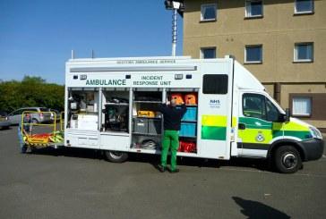 Paramedico in Scozia: l'intervista