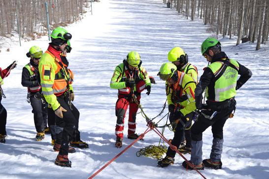 Maxi esercitazione di elisoccorso sul Monte Amiata con 118 Grosseto, Inaer e Soccorso Alpino | Emergency Live 2