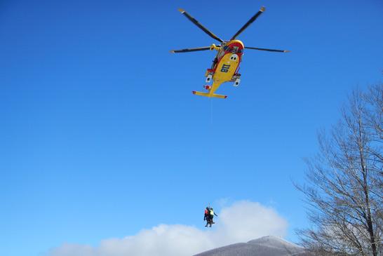 Maxi esercitazione di elisoccorso sul Monte Amiata con 118 Grosseto, Inaer e Soccorso Alpino | Emergency Live 3