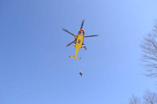 Maxi esercitazione di elisoccorso sul Monte Amiata con 118 Grosseto, Inaer e Soccorso Alpino | Emergency Live 7