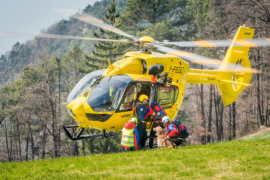 Chi partecipa a HEMS2015: Aersud elicotteri | Emergency Live