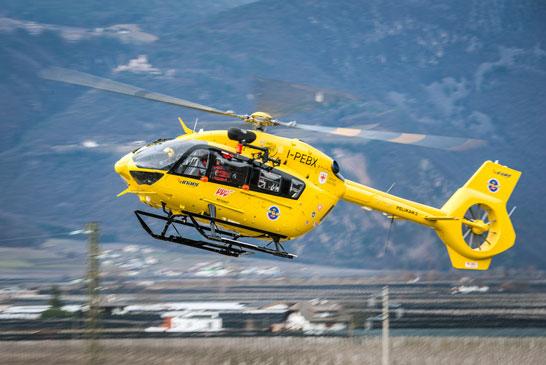 INAER AVIATION ITALIA, operatore leader nell'elisoccorso, è presente a HEMS 2015 all'aeroporto di Massa Cinquale