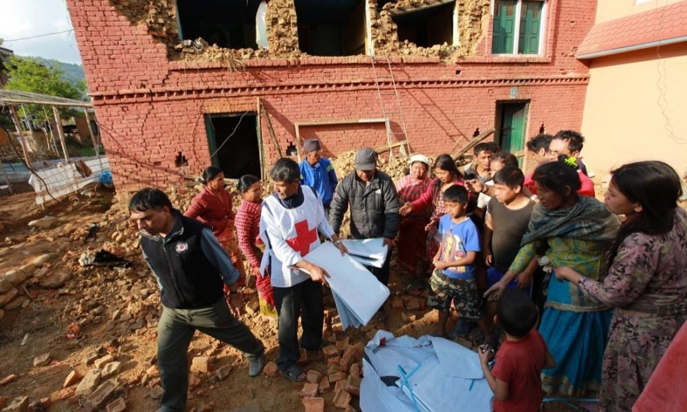Emergenza Nepal: la CRI attivata per supporto logistico in patria