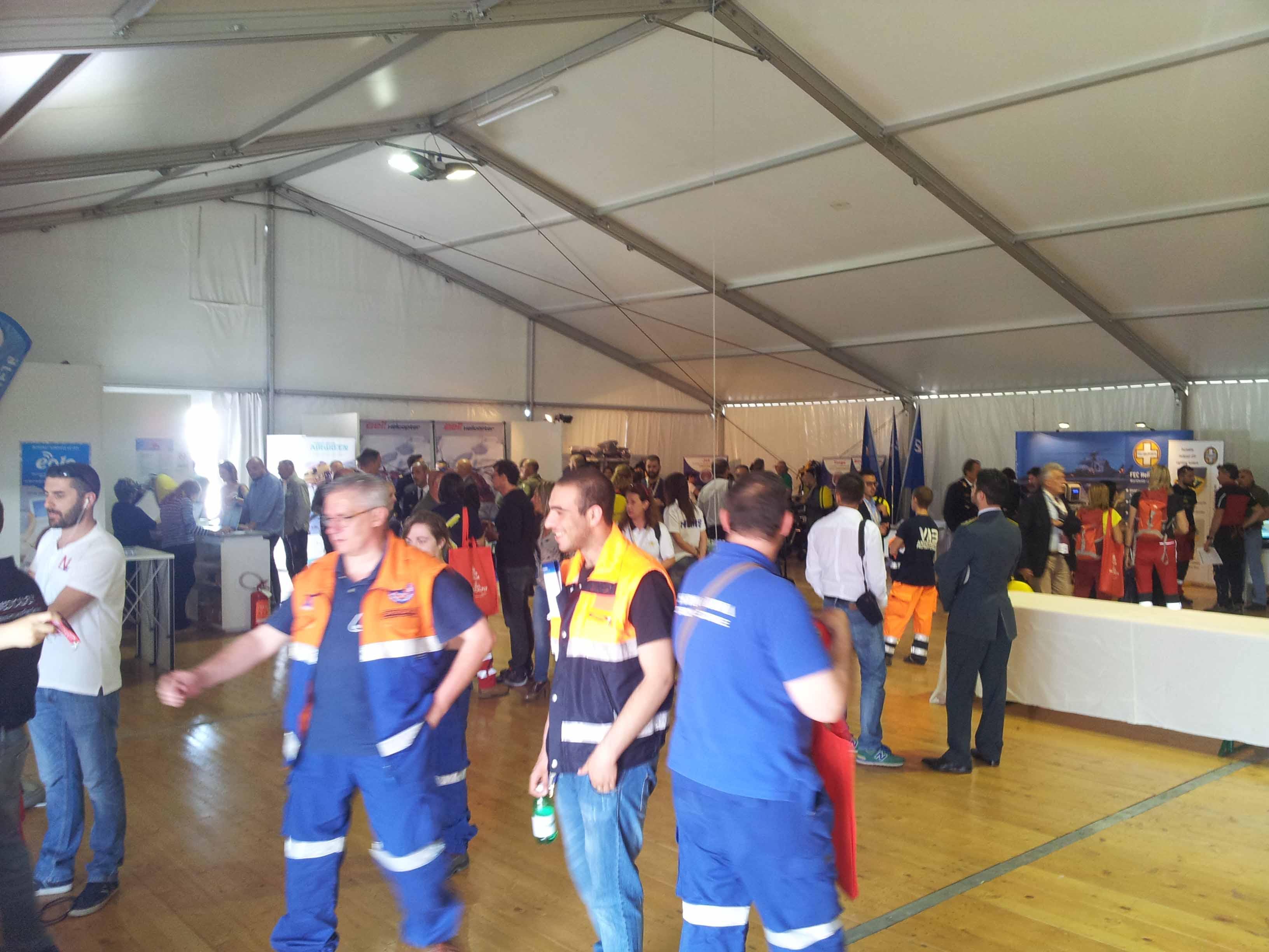 HEMS2015 la fotogallery dei 3 giorni dedicati all'elisoccorso | Emergency Live 11