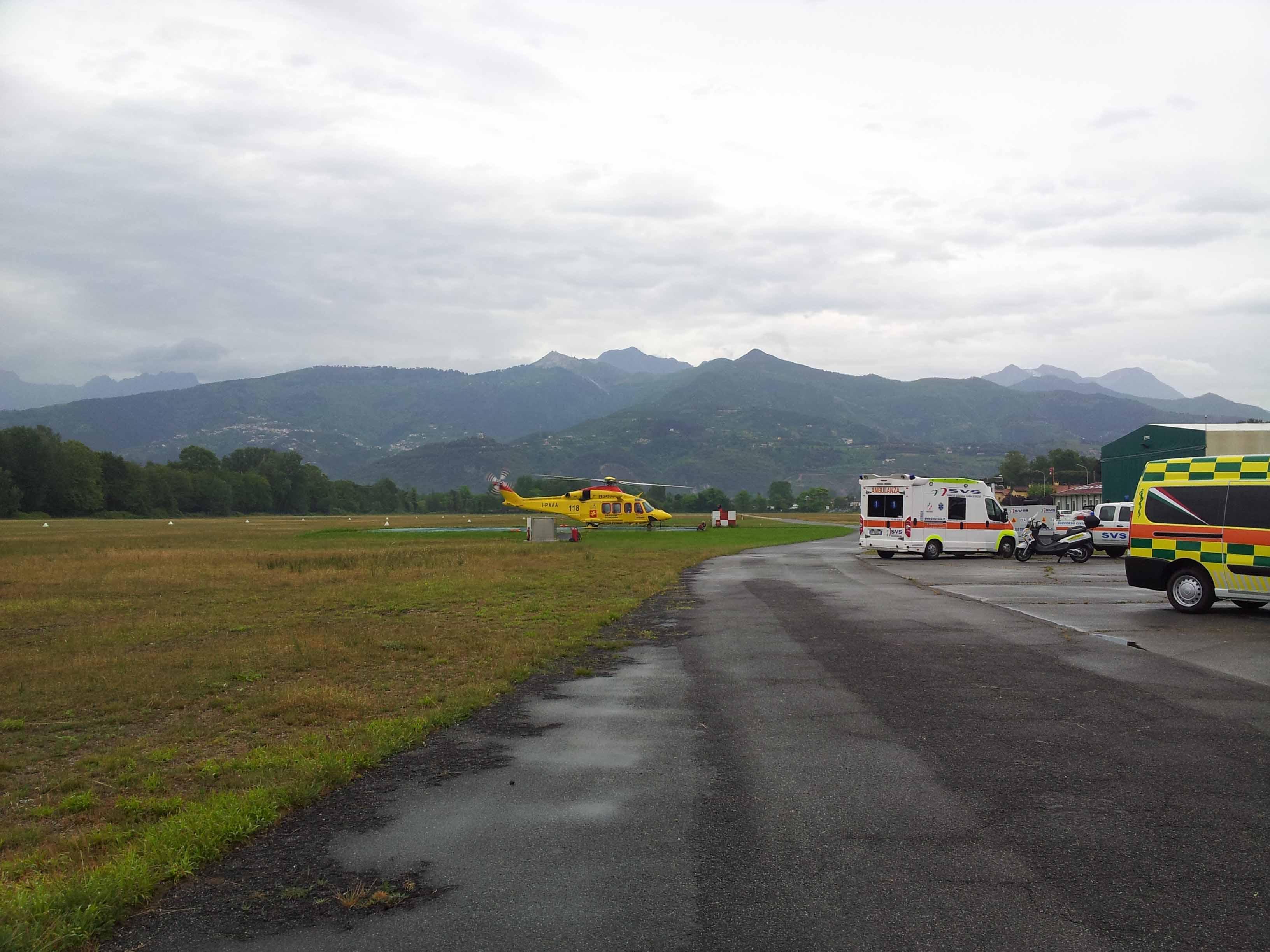 HEMS2015 la fotogallery dei 3 giorni dedicati all'elisoccorso | Emergency Live 9