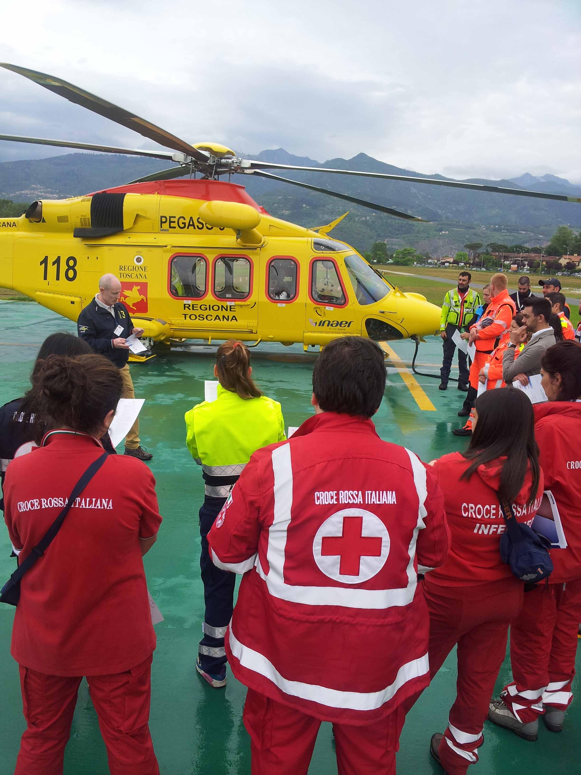 HEMS2015 la fotogallery dei 3 giorni dedicati all'elisoccorso | Emergency Live 8