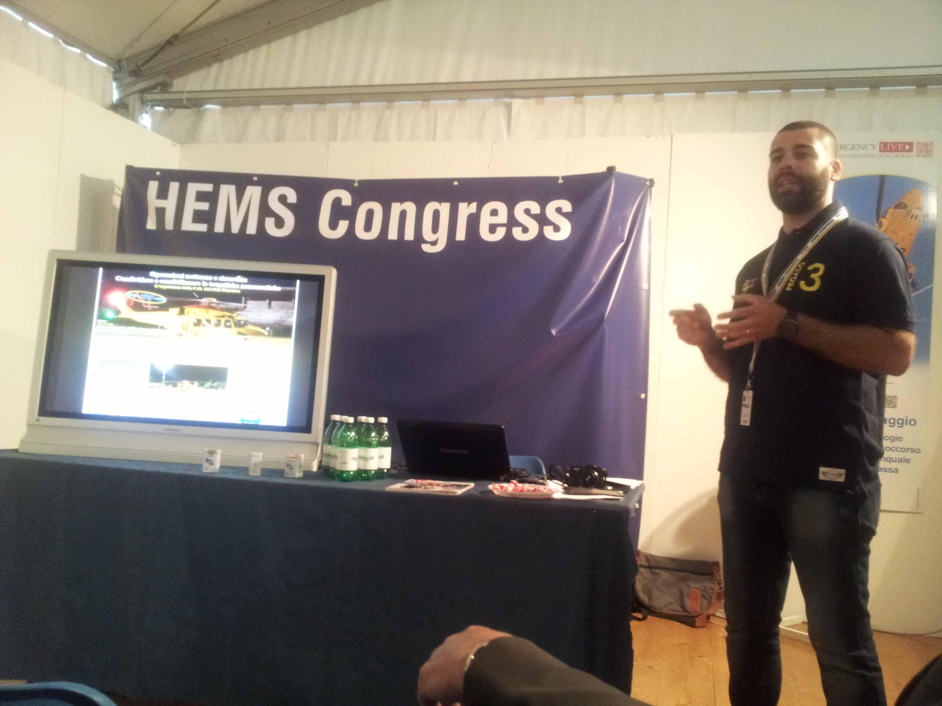 HEMS2015 la fotogallery dei 3 giorni dedicati all'elisoccorso | Emergency Live 7