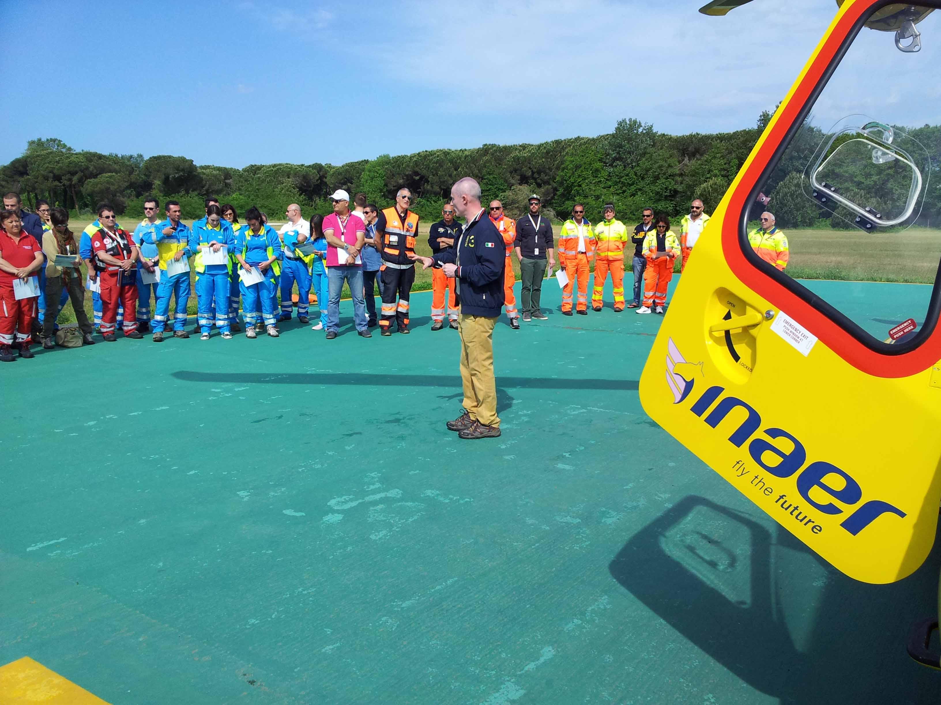 HEMS2015 la fotogallery dei 3 giorni dedicati all'elisoccorso | Emergency Live 4