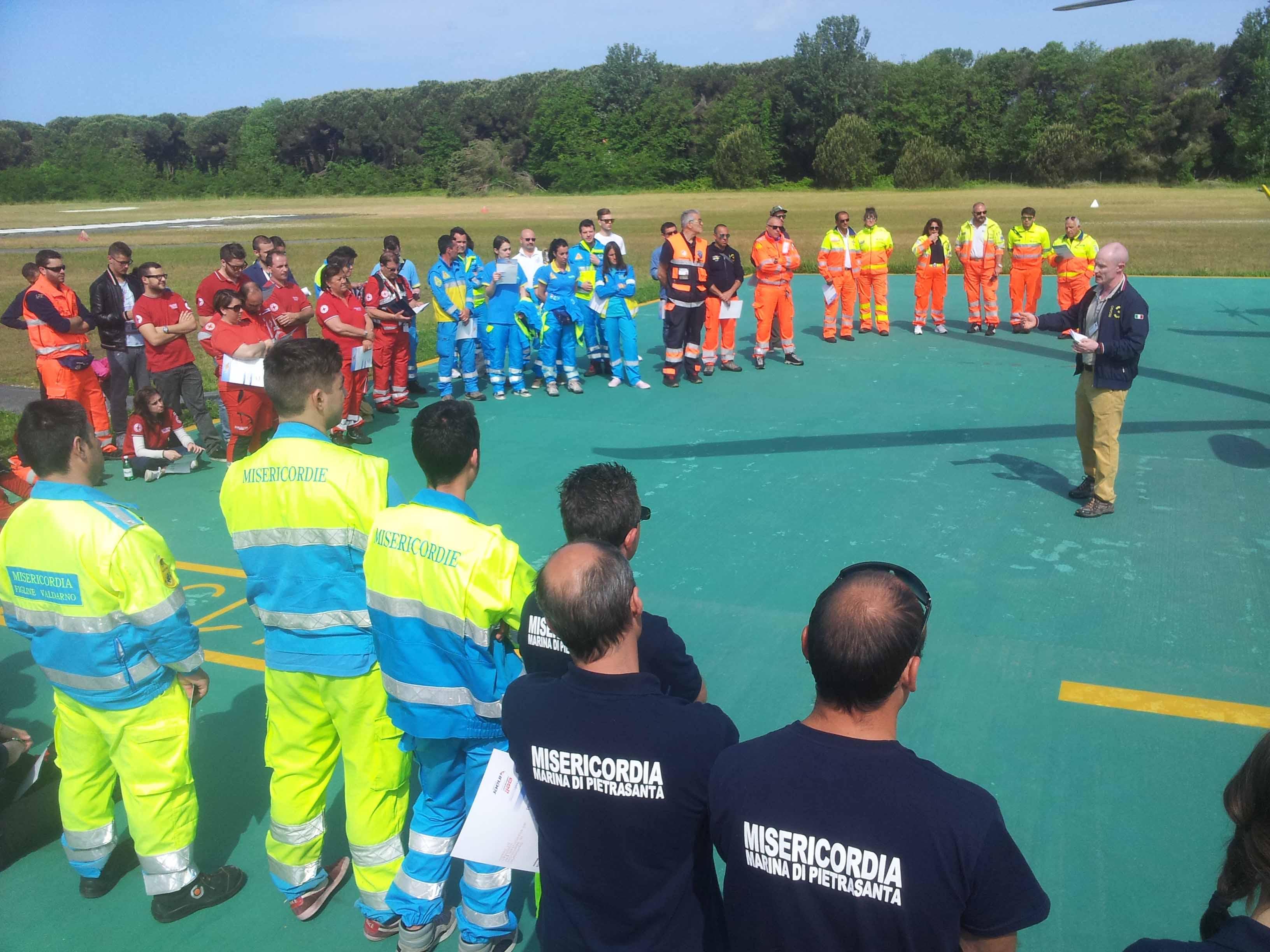 HEMS2015 la fotogallery dei 3 giorni dedicati all'elisoccorso | Emergency Live 15