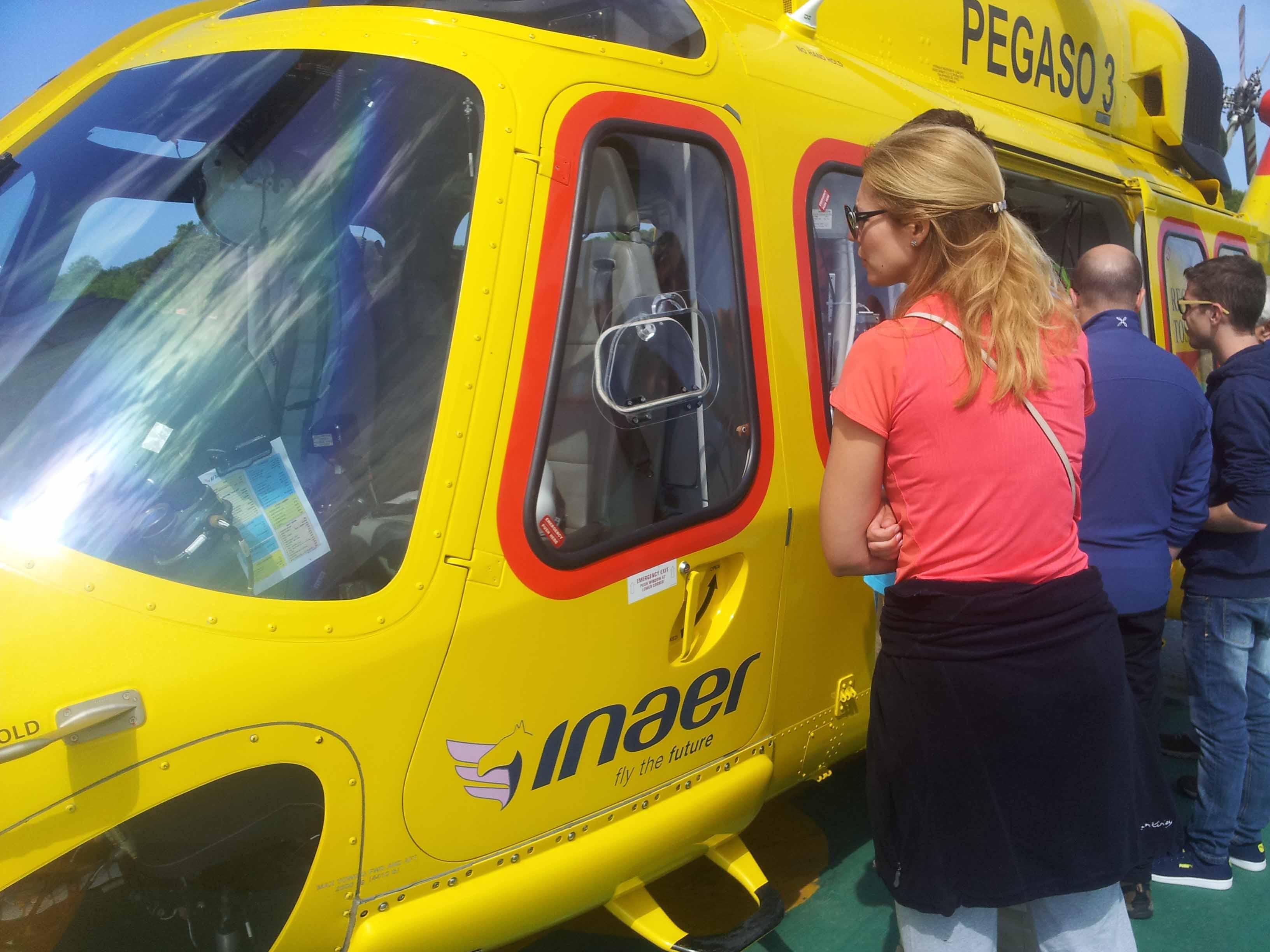 HEMS2015 la fotogallery dei 3 giorni dedicati all'elisoccorso | Emergency Live 14