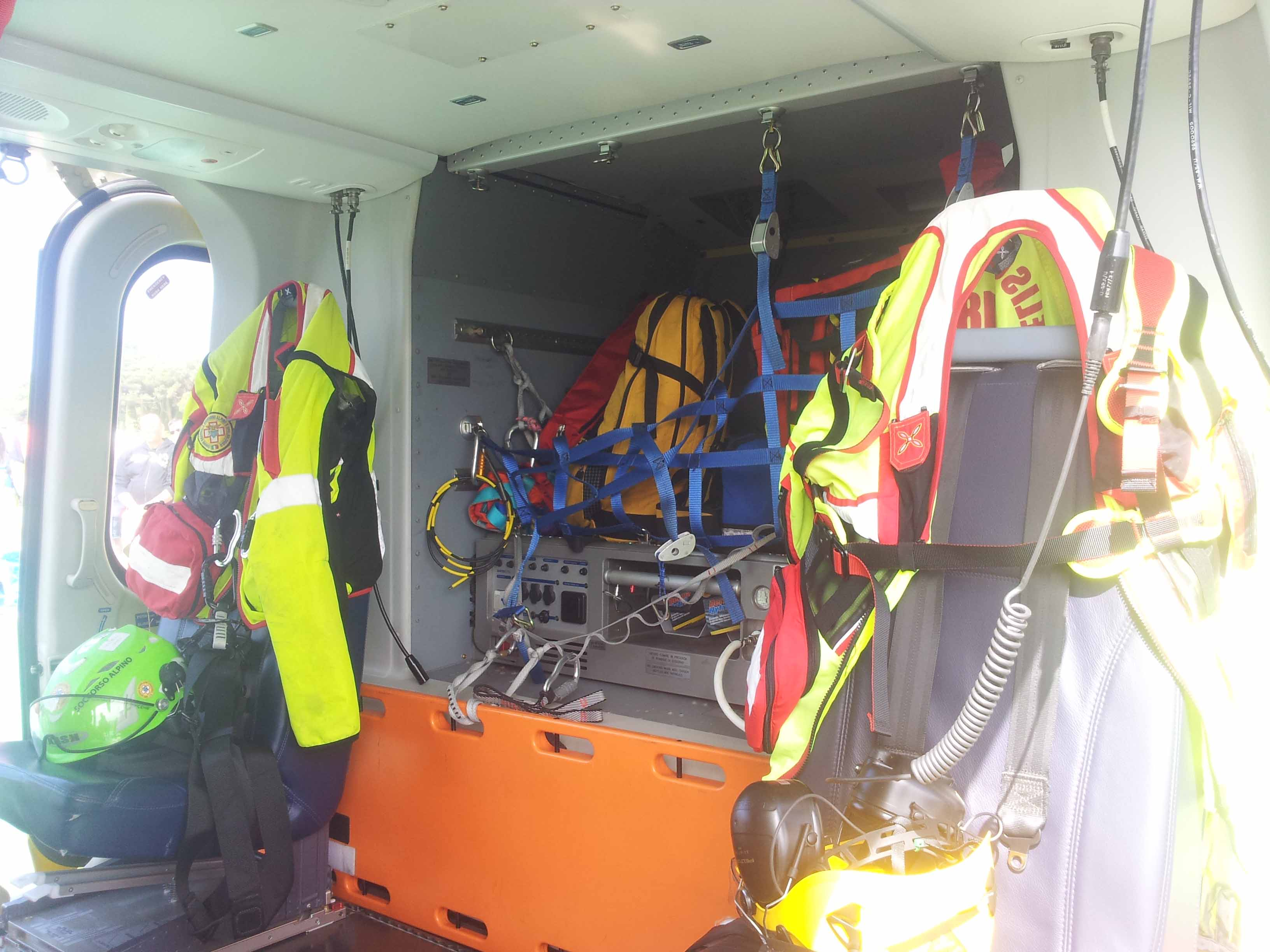 HEMS2015 la fotogallery dei 3 giorni dedicati all'elisoccorso | Emergency Live 12