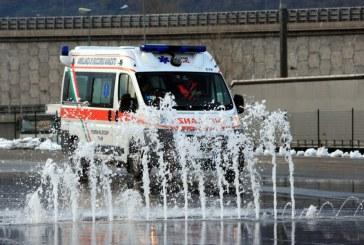 In pista con l'ambulanza. A Binetto la formazione delle Misericordie di Puglia