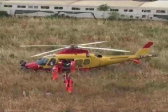 Elisoccorso di Bari: perché l'elicottero non ha potuto atterrare in piazzola?