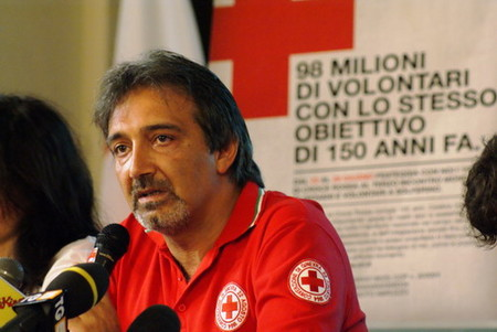 Francesco Rocca, presidente CRI