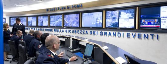 Il numero unico per le emergenze 112, da Novembre a Roma