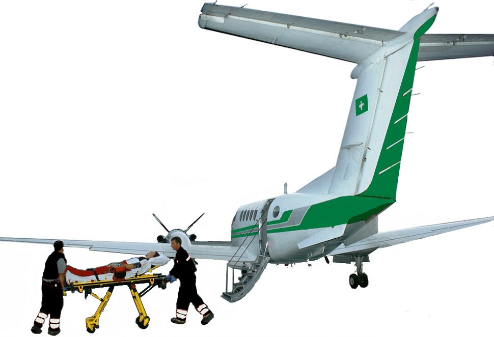 AeroAmbulanzaWeb: Nasce il primo motore di ricerca dedicato ai voli sanitari