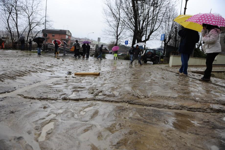 MALTEMPO: DUE DISPERSI NELLE MARCHE